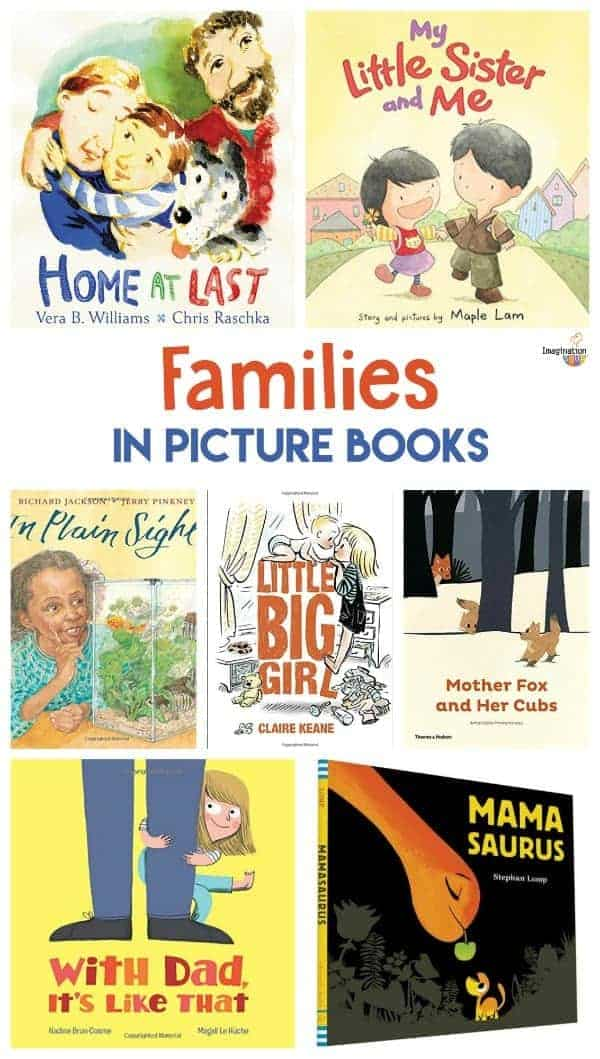families-in-picture-books