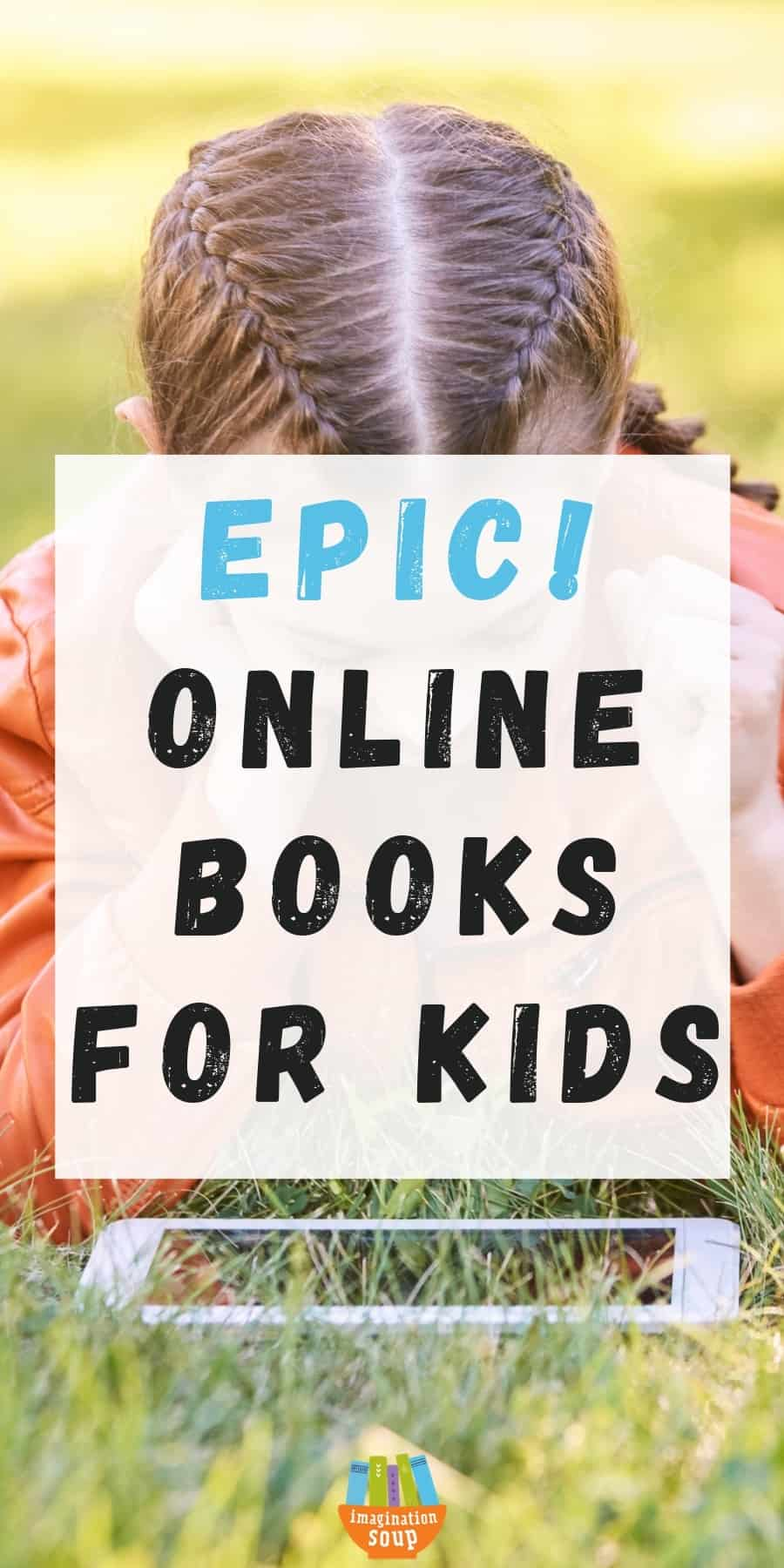 review of EPIC! EBooks for Kids