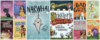 13 Books That Are Perfect for 6-, 7-, 8- and 9- Year Olds