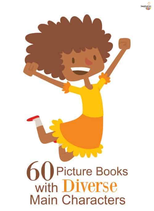 60 multicultural picture books with diverse main characters