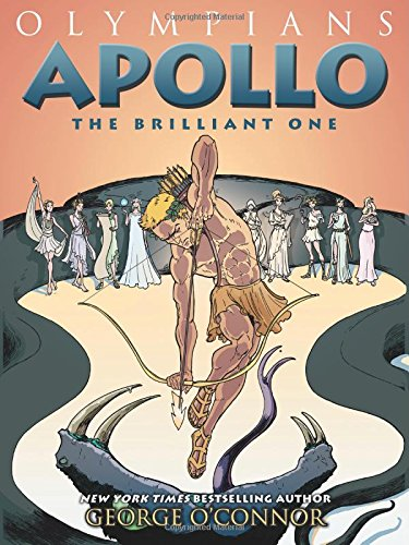 Apollo- The Brilliant One What's New in Graphic Novels for Kids