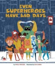 Out of This World Superhero Books for Kids