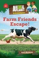 Farm Friends Escape! New for 2017! Non Fiction Books for Kids