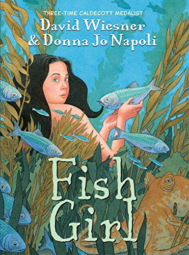 Fish Girl What's New in Graphic Novels for Kids