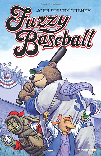 Fuzzy Baseball What's New in Graphic Novels for Kids