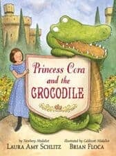 Princess Cora and the Crocodile Children's Picture Books about Pets 2017