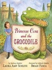 Princess Cora and the Crocodile 10 NEW Funny Picture Books Books