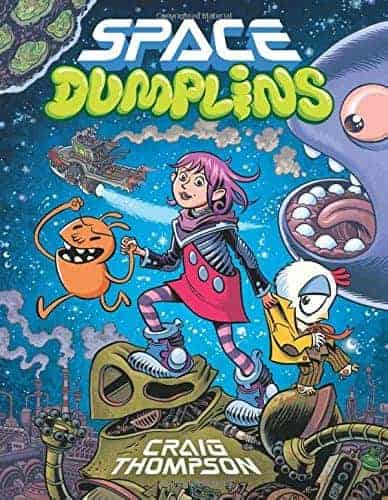 Space Dumplins best Graphic Novels for Kids