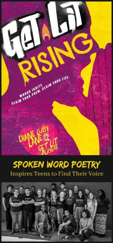 Spoken Word Poetry Inspires Teens to Find Their Voice
