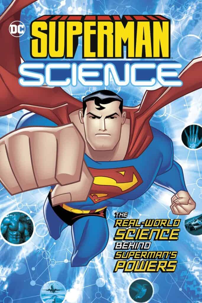 Superman Science- Out of This World Superhero Books for Kids