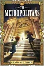 The Metropolitans 6 Fantasy and Science Fiction Books, Winter 2017