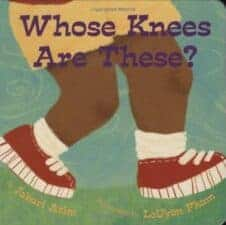 Whose Knees Are These? 60 Children's Picture Books with Diverse Main Characters
