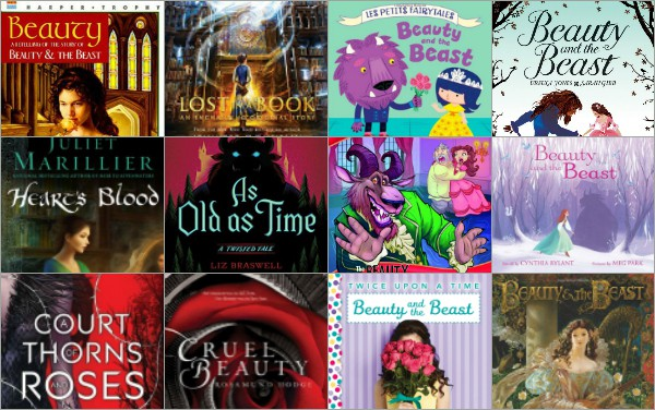 Ultimate List Of Beauty And The Beast Retellings And Adaptations For Kids And Young Adults Imagination Soup