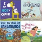 10 NEW Funny Picture Books Books