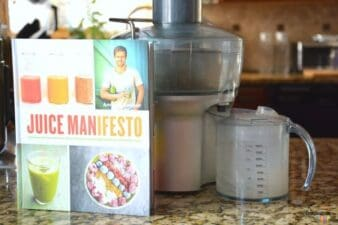 review of Juice Manifesto by Andrew Cooper
