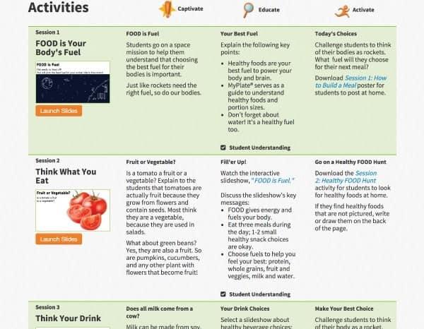 teacher activities fit4schools health fit4Schools: Movement and Healthy Lifestyles in Schools