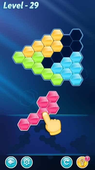 BLock! Hexa Cool Apps for Kids