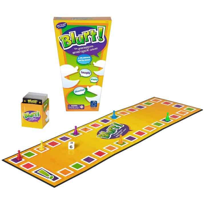 Blurt fun vocabulary games for kids