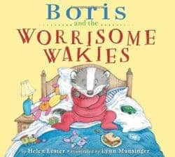 Boris and the Worrisome Wakies Nighty Night! Bedtime Stories About Going to Bed