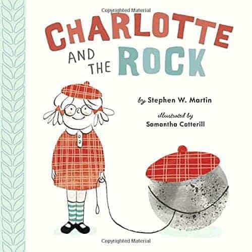 Children's Picture Books about Pets Charlotte and the Rock