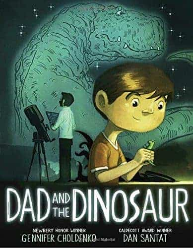 Dad and the Dinosaur Nighty Night! Bedtime Stories About Going to Bed