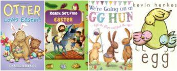 Easter Books 2017