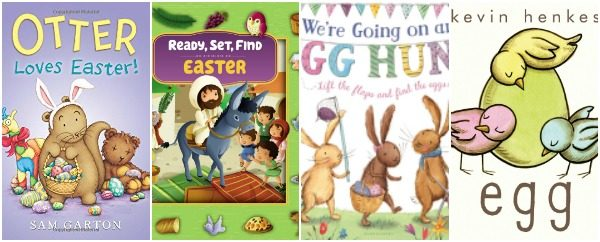 2017 Easter Books