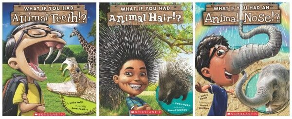 Engrossing What If You Had NonFiction Book Series