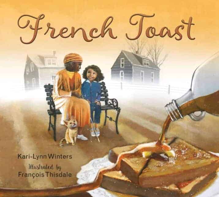picture book stories for kids about grandparents