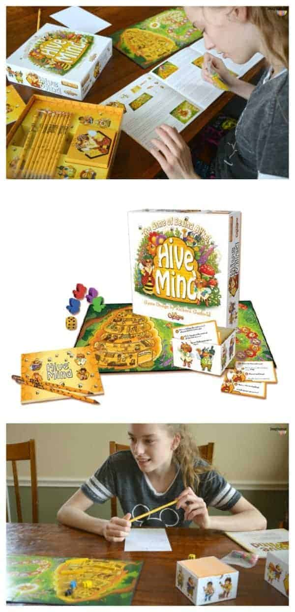 Hive Mind Fun Family Game New in Board Games: Hive Mind