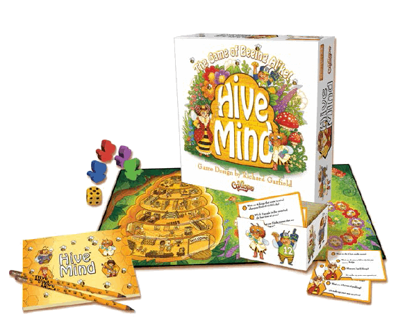 New in Board Games: Hive Mind