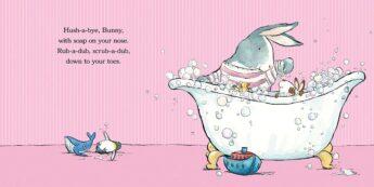 Hush-a-Bye Bunny page