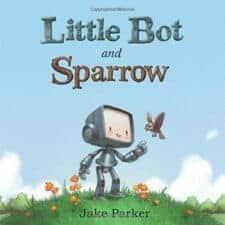 children's books with robots