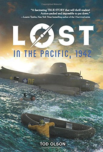 Lost in the Pacific, 1942- Not a Drop to Drink books for 12 year olds seventh 7th grade