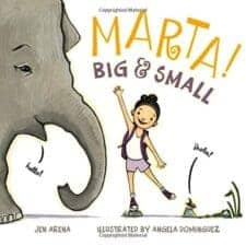 Marta! Big & Small New Stories for the Readers on Your Lap
