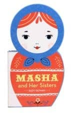 Masha and Her Sisters 15 Fantastic Board Books for Ages 0 - 3 Years Old (2017)