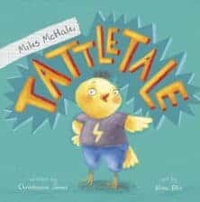 Miles McHale, Tattletale Books That Help Children Learn About Friendship