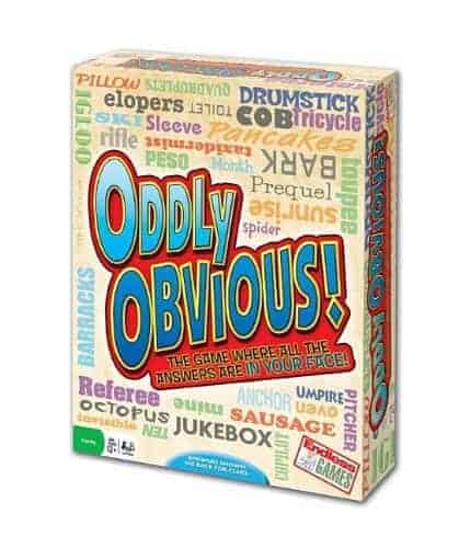 Oddly Obvious fun vocabulary games for kids