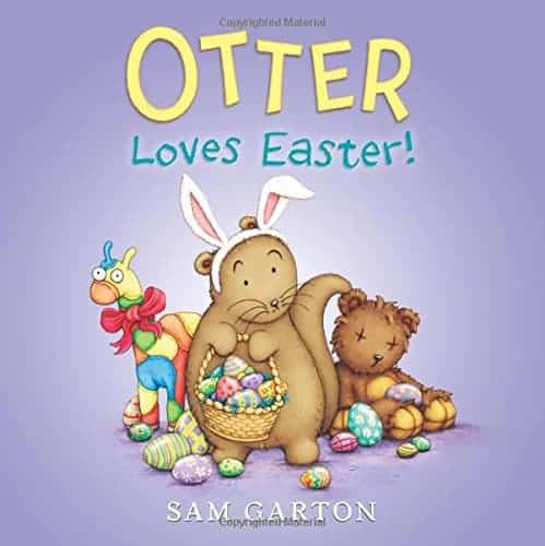 Otter Loves Easter! 2017 Easter Books