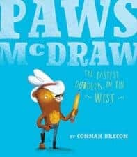Paws McDraw The Fastest Doodler New Stories for the Readers on Your Lap