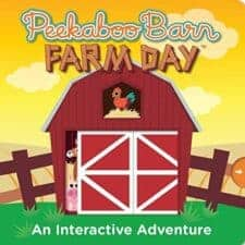 Peekaboo Barn Farm Day 15 Fantastic Board Books for Ages 0 - 3 Years Old (2017)
