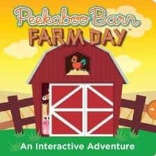 Peekaboo Barn Farm Day 15 Fantastic Board Books for Ages 0 - 3 Years Old (2017)