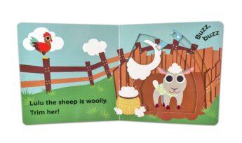 Peekaboo Barn Farm Day page