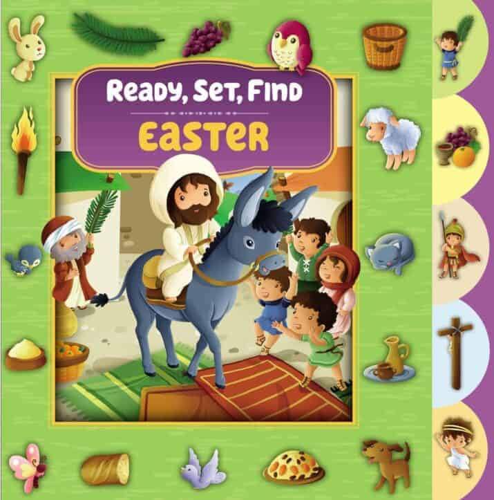 Ready, Set Find EASTER  2017 Easter Books