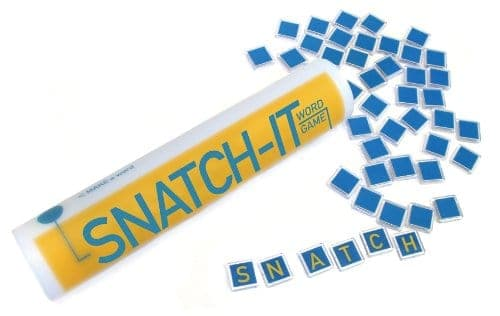 Snatch It Vocabulary Word Game fun vocabulary games for kids