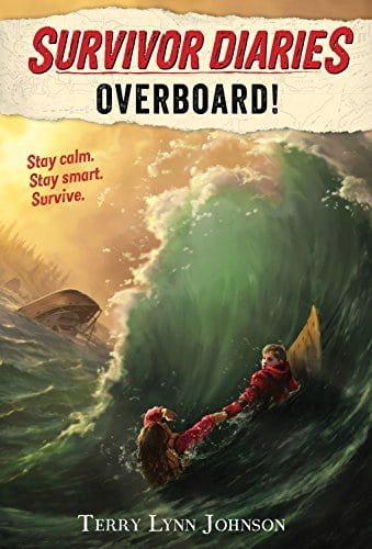 Survivor Diaries Overboard Adventure Chapter Books for Kids