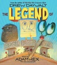 The Legend of Rock, Paper, Scissors New Stories for the Readers on Your Lap