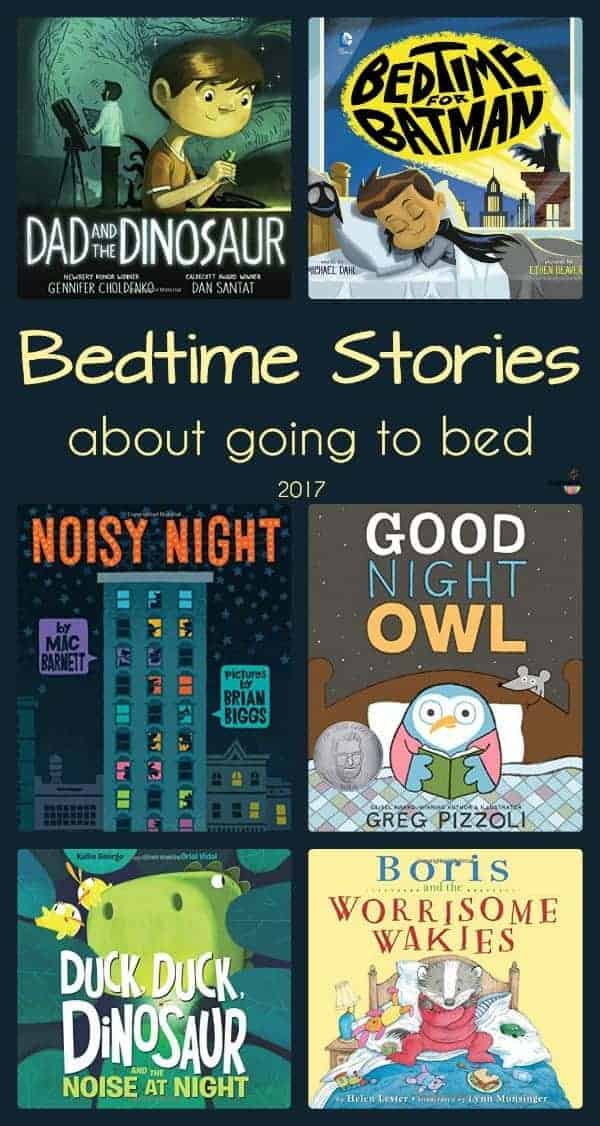 bedtimes stories for kids about sleeping and going to bed