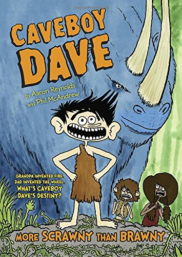 caveboy dave What's New in Graphic Novels for Kids