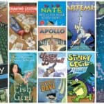 What's New in Graphic Novels for Kids